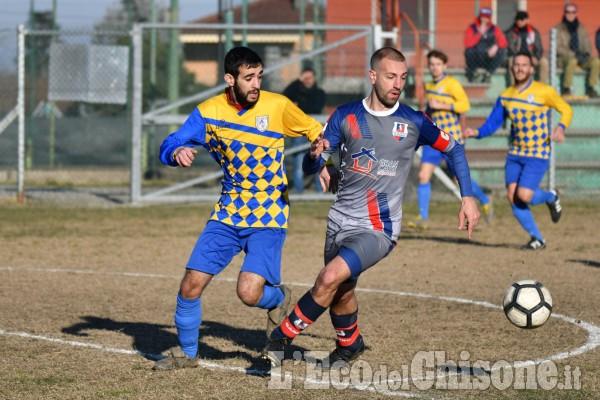 Calcio Prima categoria: Garino sbanca Bricherasio