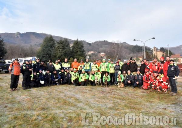 Cantalupa : Prova di protezione civile
