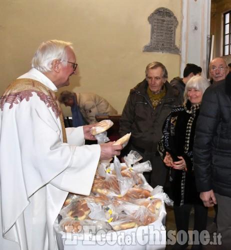 Pinerolo: Al Colletto la festa di Sant' Antonio