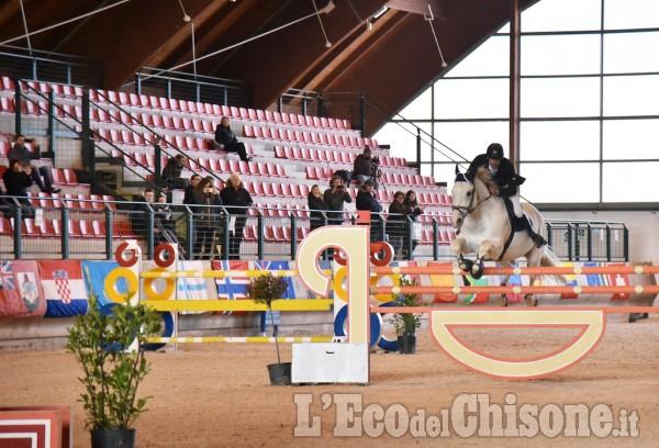 Concorso Ippico alla Scuola Nazionale d'Equitazione d'Abbadia
