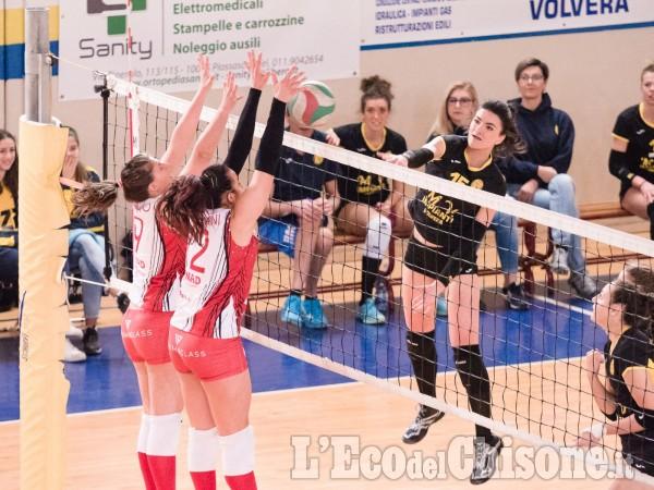 Volley: a Cumiana, Bzz Piossasco batte Carcare e si rilancia