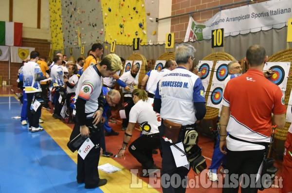 Tiro con l'Arco, oltre 400 atleti a Cantalupa per i Campionati Regionali