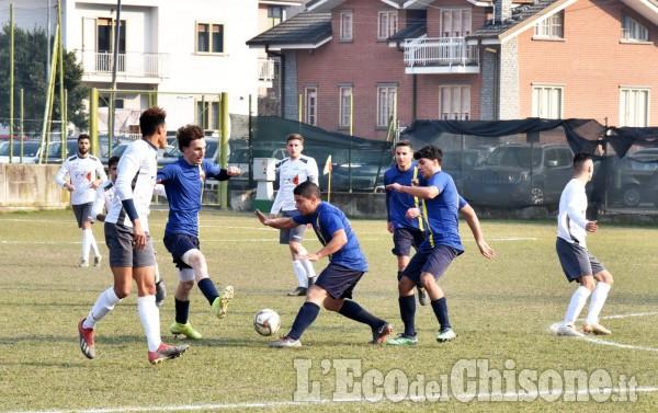 Calcio Prima categoria: Pinasca stende S. Secondo