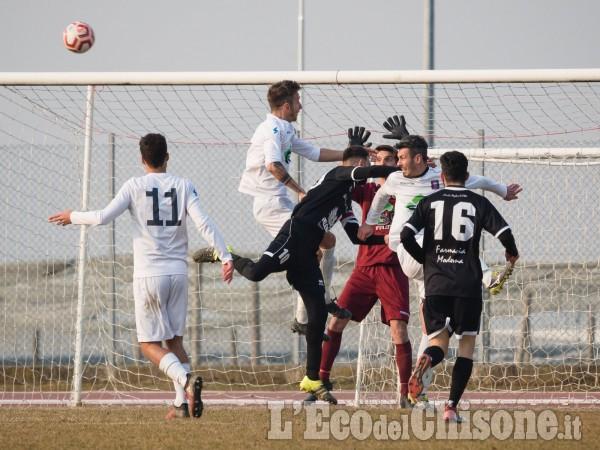 Calcio Eccellenza: Saluzzo, pari che sta stretto