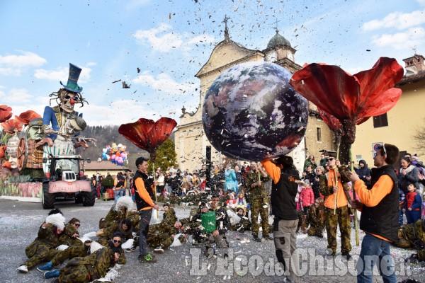 San Pietro vl, Il Carnevale in paese
