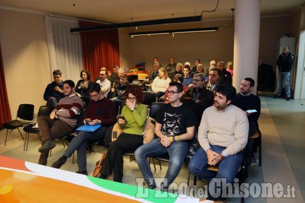 None: serata di presentazione dei Giovani Democratici