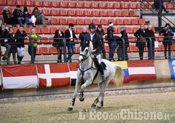 Scuola di Cavalleria, Pinerolo in Gran Premio