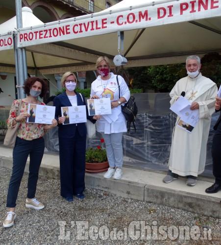 Pinerolo:La Messa per operatori sanitari e volontari
