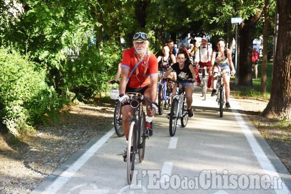 Pinerolo: inaugurata la pista ciclabile