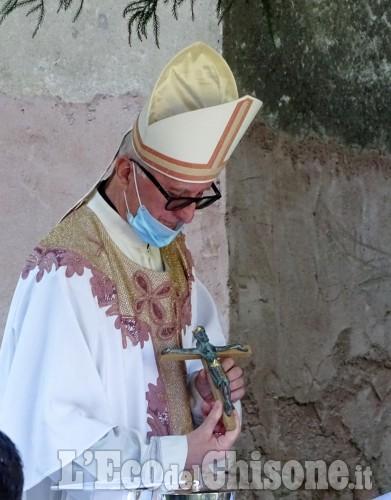Pinerolo ,Colletto festa della Madonna del Carmine