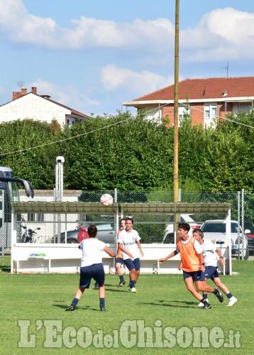 Calcio: i primi allenamenti del nuovo Pinerolo femminile