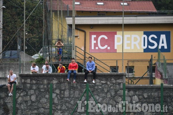 Calcio Prima categoria, Coppa Italia: il derby tra Perosa e Pinasca
