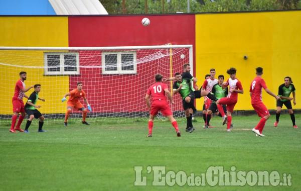 Calcio Promozione: Villafranca supera di misura il Nichelino Hesperia