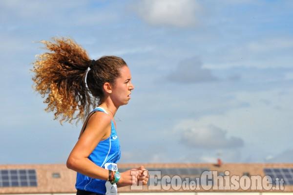 Atletica leggera, il meeting regionale di Borgaretto
