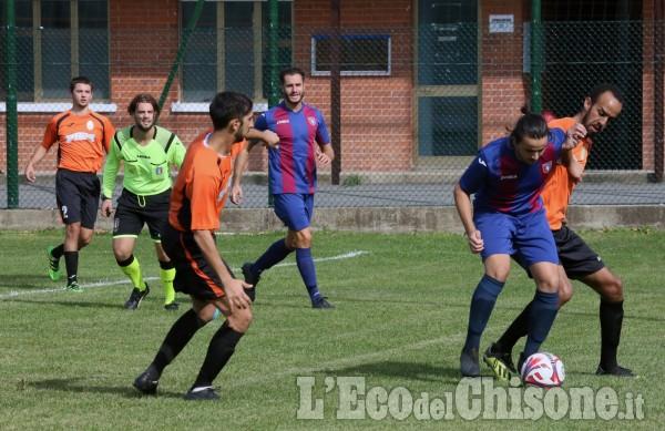 Calcio Prima categoria: tris Villar