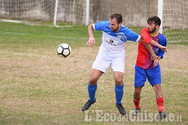 Calcio Prima categoria: pari a Bricherasio