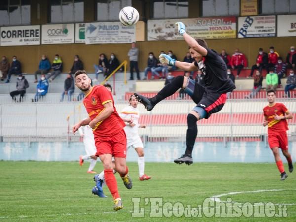 Calcio: in promozione il derby Villafranca- Cavour termina a reti inviolate