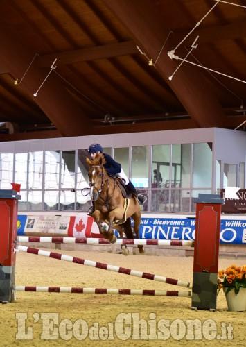 Pinerolo ,Equitazioìne ad Abbadia GP