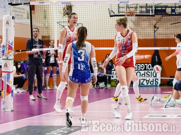 Pinerolo Volley A2F Eurospin Ford Sara Pinerolo vs Barricalla Cus Torino