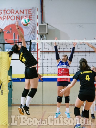 Volley B2F BZZ Piossasco vs Caselle Volley
