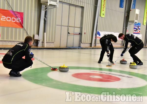 Curling tra Pinerolo e Mondiali