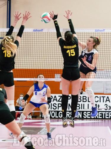Volleyserie B2 donne, Union Pinerolo - Bzz Piossasco: derby al palazzetto