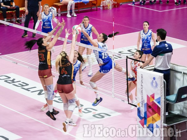 Volley A2 femminile ,Pinerolo-Roma