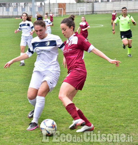Calcio Femminile ,Pinerolo- Torino
