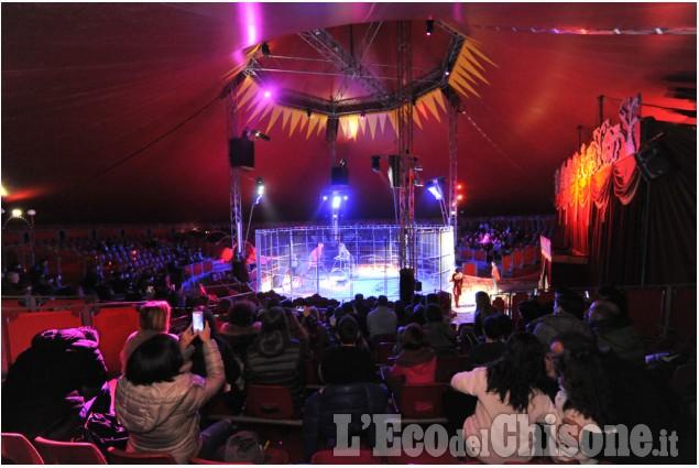 Benvenuti al circo