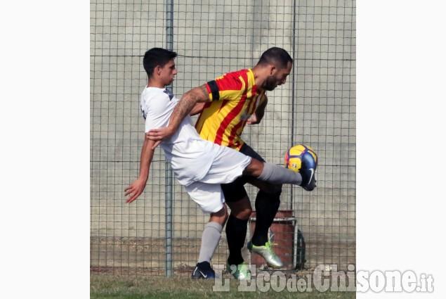 Calcio: a Pancalieri Villafranca vince il derby di Promozione a suon di gol