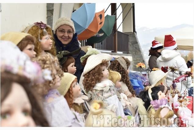 Lusernetta: mercatino dell'Avvento