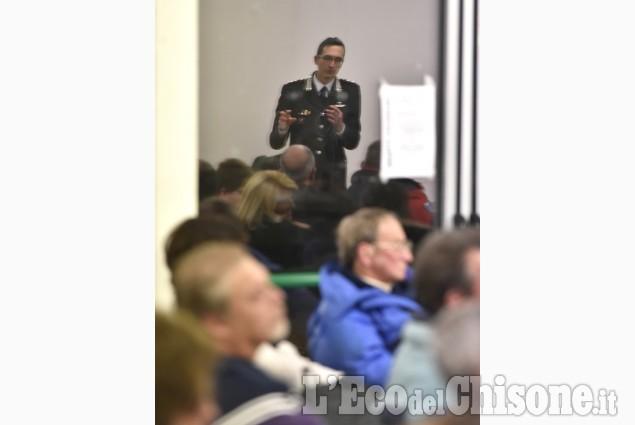 Bibiana: sala piena per le istruzioni contro i furti
