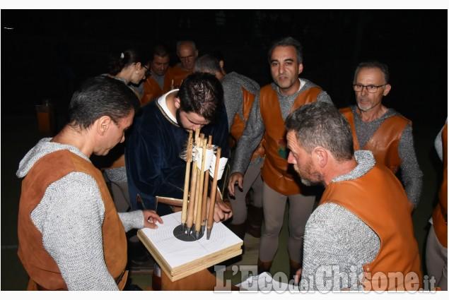 Prarostino: Palio del Pappagallo 44°edizione