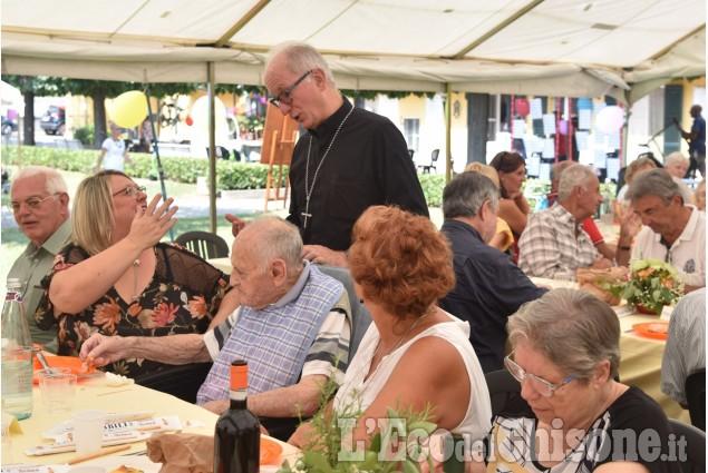"""Buriasco, festa d'estate a """"La Consolata"""""""
