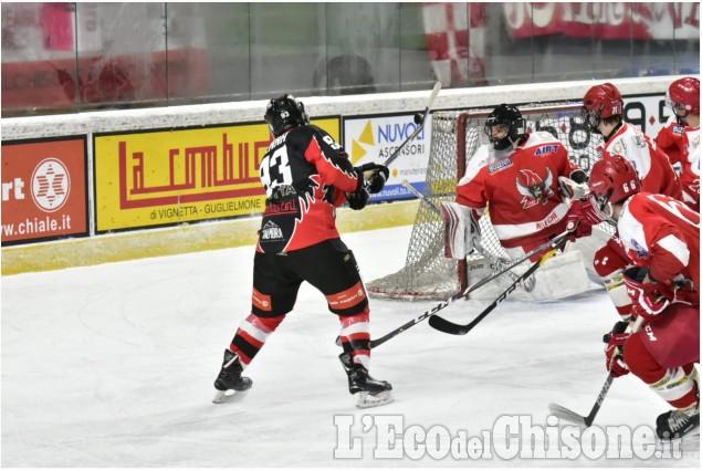 Hockey ghiaccio, Valpeagle dritta verso il successo