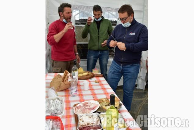 Prarostino: Festa dell'uva