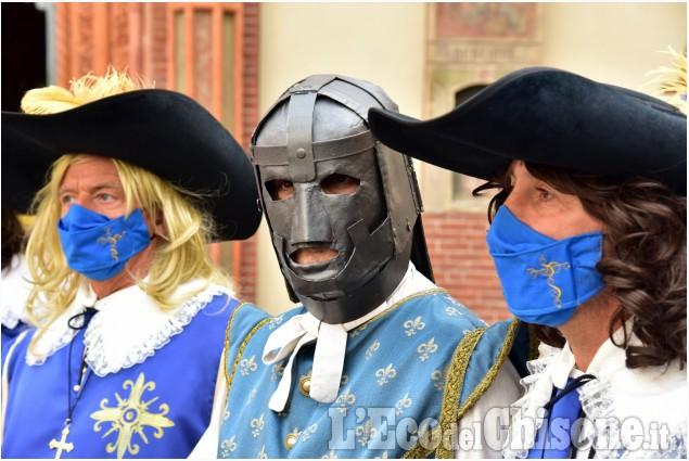 Pinerolo: La Maschera di ferro