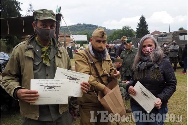 San Pietro V.l. Raduno di mezzi militari e concorso fotografico