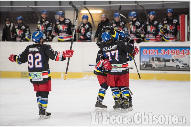 Torre Pellice Hockey Bulldogs vs Bolzano Trento