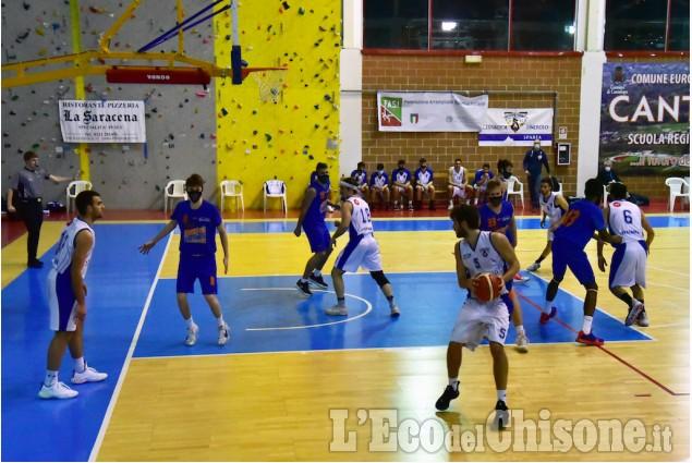 Basket C silver, ritorno a Cantalupa