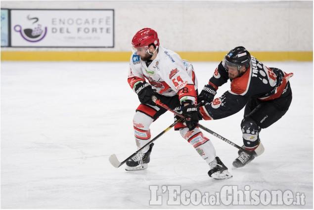 Hockey ghiaccio, la Valpe ci ha creduto
