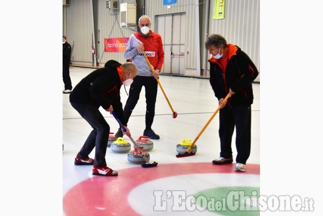 Curling Fireblock titolo a salita in serie A