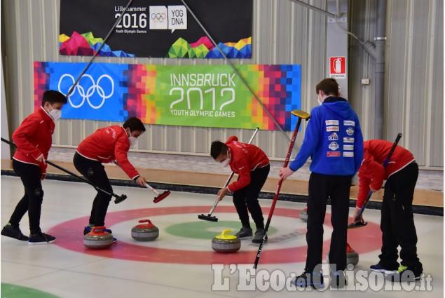 Curling Esordienti: in finale Trentino Curling-Pinerolo Torino 2006