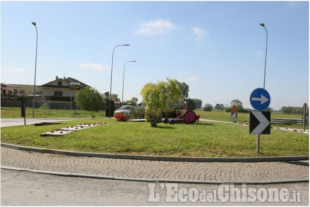 Castagnole, None e Virle si preparano al passaggio del Giro d'Italia