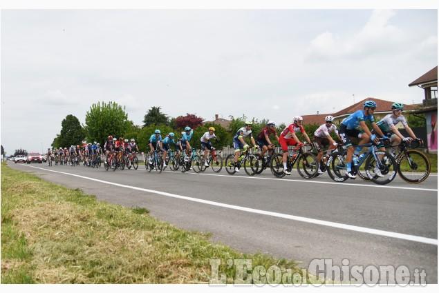 Giro d'Italia passaggio a Castagnole