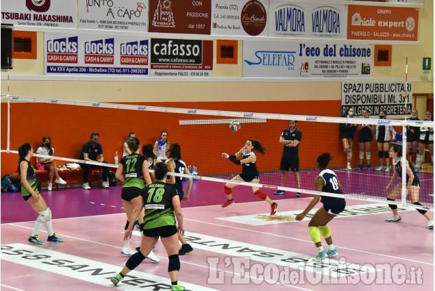 Volley serie D :Union batte Giaveno