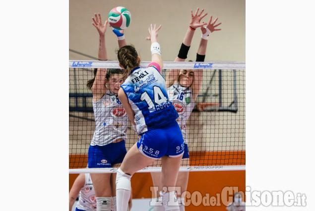 Volley A2F Eurospin Ford Sara Pinerolo vs Sigel Marsala
