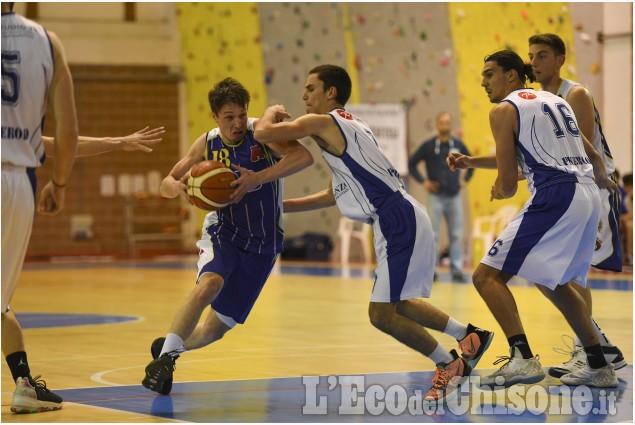 Cantalupa Basket Serie C Silver Residence S.Lorenzo Pinerolo vs. Area Pro