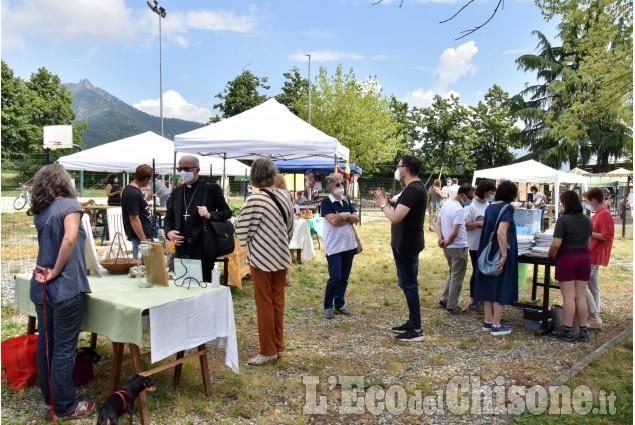 """Frossasco """"EcoDay""""la rivoluzione ecologica al parco La gra"""