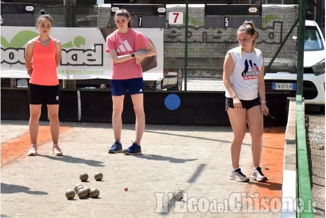Bocce al Veloce Club di Pinerolo, Stage Nazionale Femminile